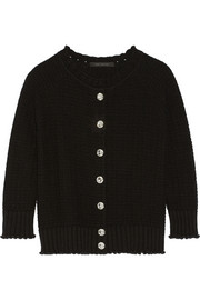 Marc Jacobs Crystal-embellished cashmere cardigan