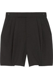 Marc Jacobs Wool and mohair-blend shorts