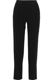 Adam Lippes Crepe straight-leg pants