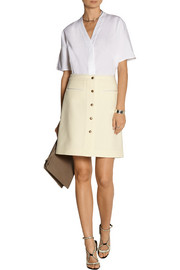 Adam Lippes Cotton-poplin top