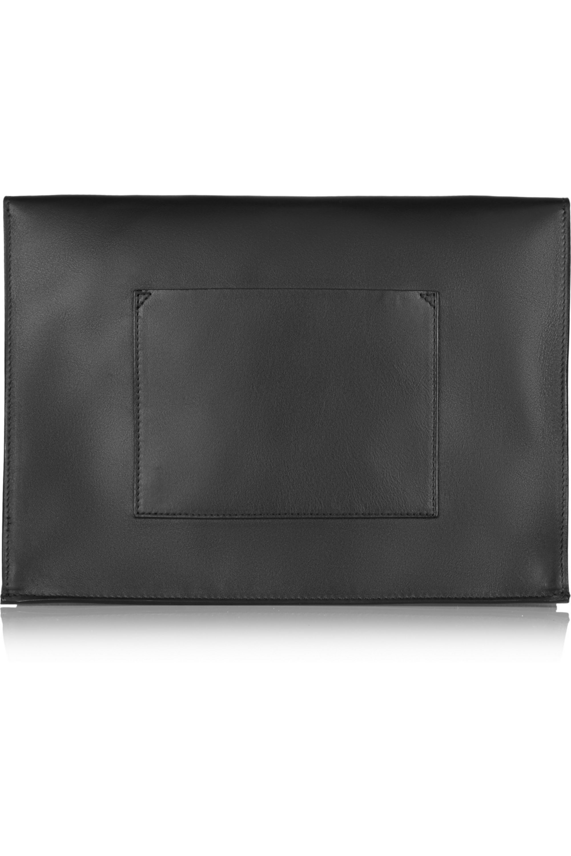 Proenza Schouler Lunch Bag große Leder-Clutch