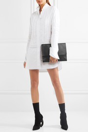 Proenza Schouler The Lunch Bag large leather clutch