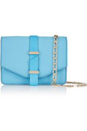Victoria Beckham Textured-leather mini satchel