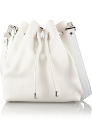 Proenza Schouler Bucket medium textured-leather shoulder bag