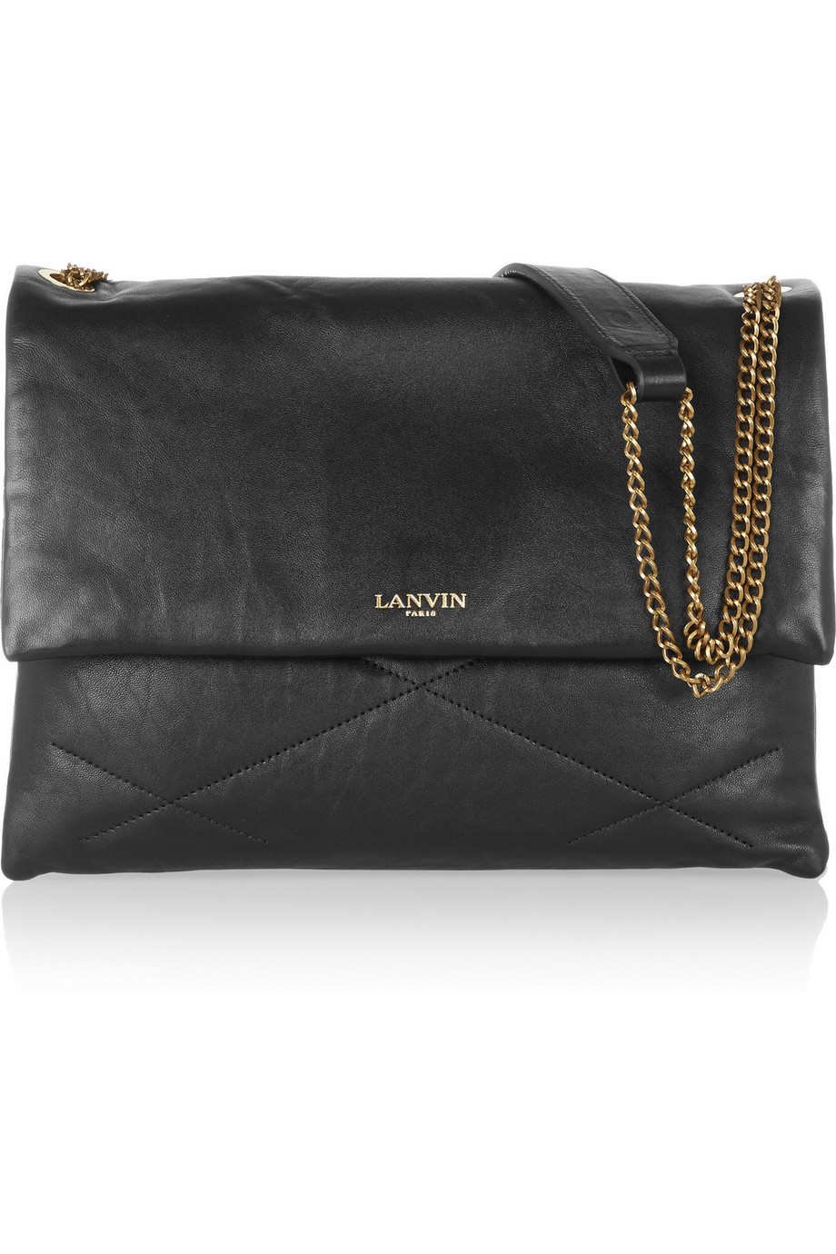 Lanvin Happy Shoulder Bag - Handbags - LAN26566 | The RealReal