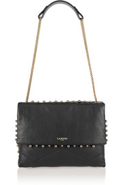 Lanvin Sugar medium embellished leather shoulder bag