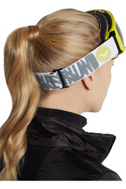 House of Holland + Roxy Rockferry ski goggles