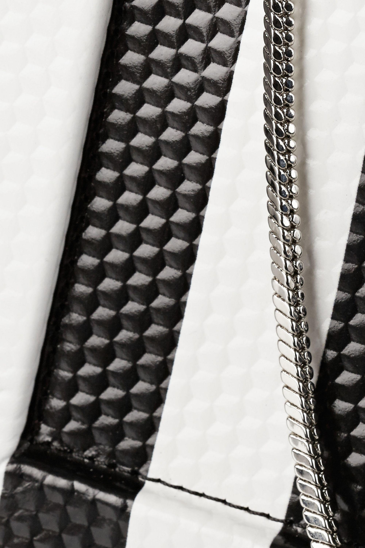 3.1 Phillip Lim Soleil mini textured-leather shoulder bag