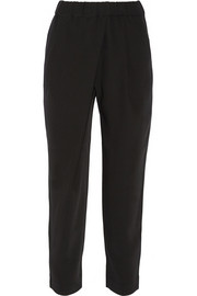 Sonoma crepe tapered pants