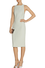 Jason Wu Cutout-back stretch-crepe dress