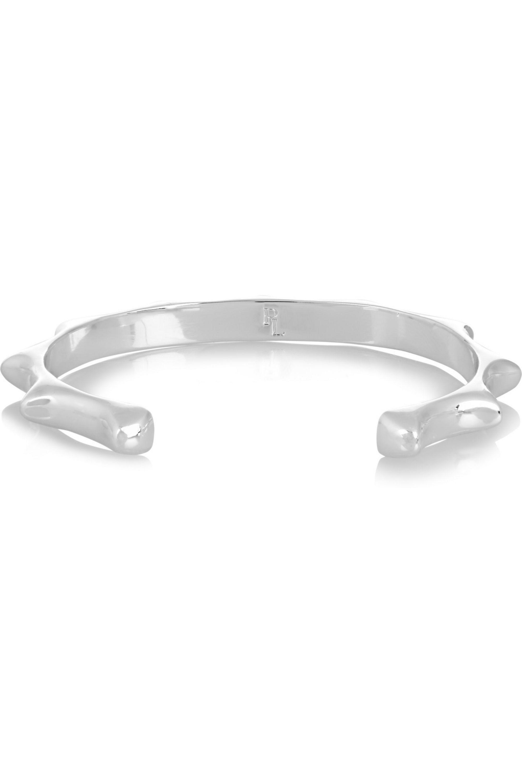 Pamela Love Sun silver-plated cuff