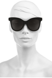 Illesteva Holly cat-eye acetate sunglasses