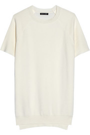 Oversized cotton top