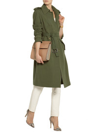 Michael Kors Wool-gabardine trench coat