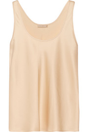 Hammered-satin tank