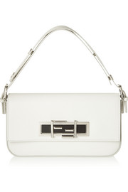 Fendi Baguette leather shoulder bag