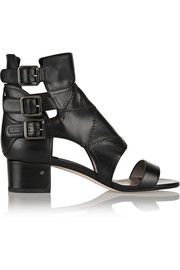 Flo leather sandals