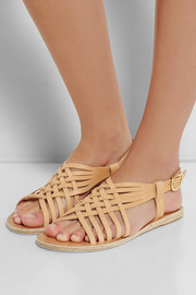 Ancient Greek Sandals Maria leather sandals