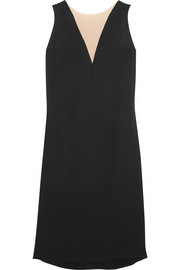 Lanvin Silk crepe de chine dress