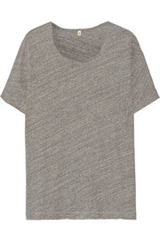 Rosie slub cotton-jersey T-shirt