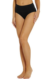 Yummie by Heather Thomson Nici Shaping stretch-jersey briefs