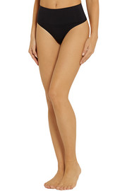 Jasmina Shaping stretch-jersey thong