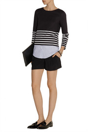 Breton striped cotton top