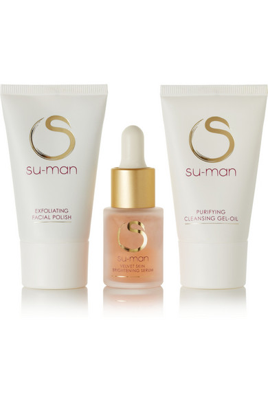 Su-Man Skincare - Essential Discover Collection - one size