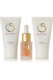 Su-Man Skincare Essential Discover Collection
