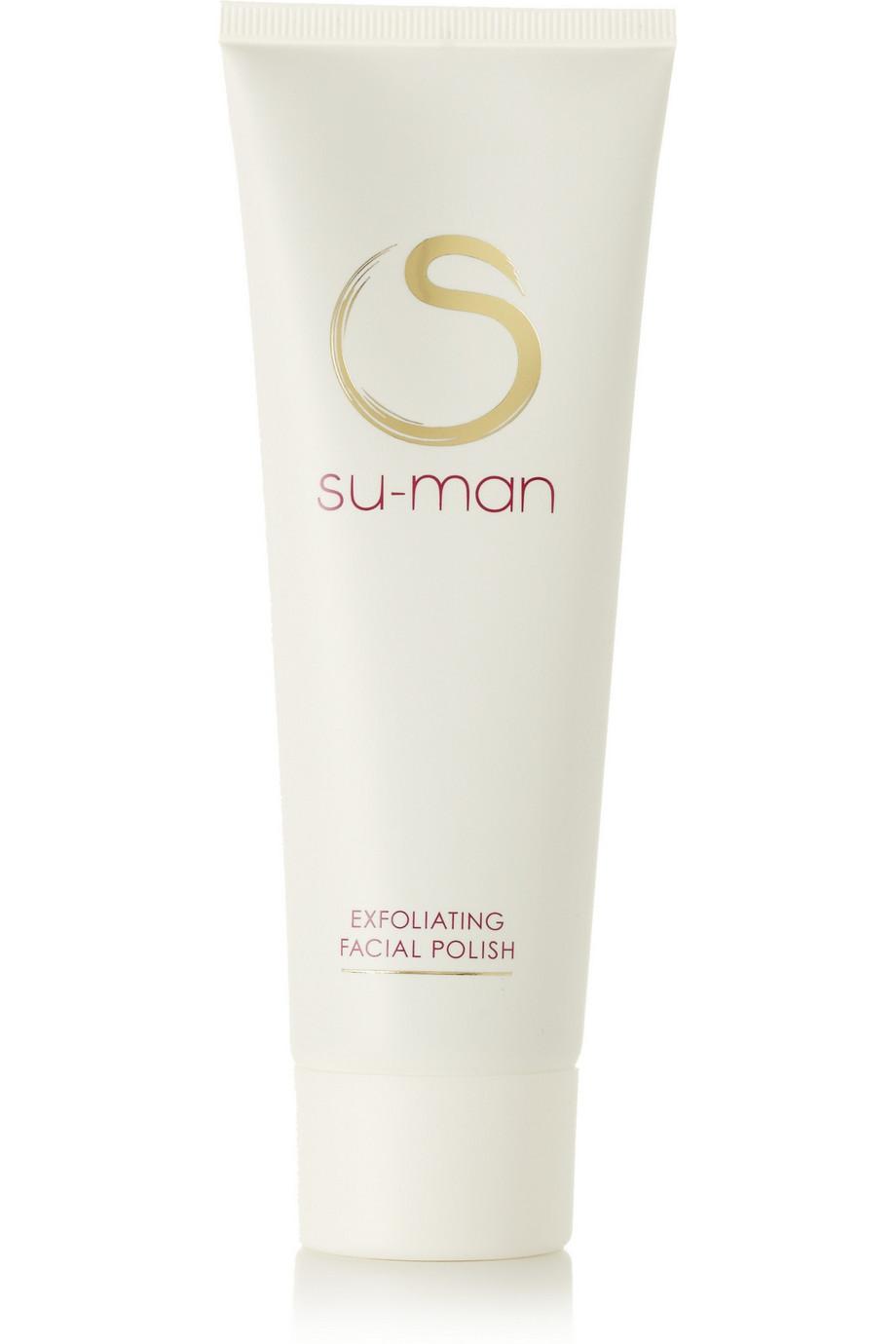 Exfoliating Facial Polish, 125ml, by Su-Man Skincare