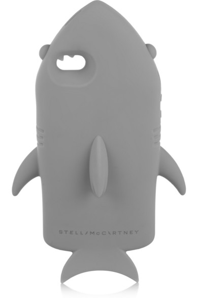 half off 296d2 0069d Shark silicone iPhone 5 case