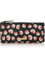Stella McCartney Printed canvas cosmetics case