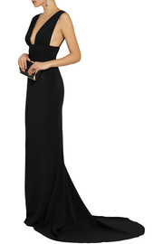 Stella McCartney Kimberly stretch-cady gown