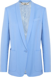 Bartlett cotton-twill blazer