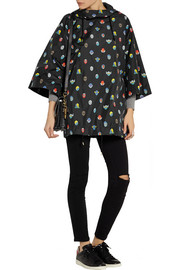 Stella McCartney Jones printed shell parka