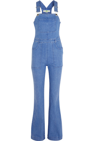 Denim-knit bodysuit Stella McCartney 2018 Online q2VCIT