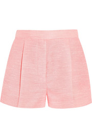 Warwick slub canvas shorts