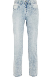 Gucci Distressed boyfriend jeans
