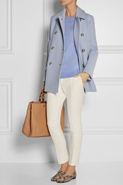 Gucci Wool-crepe coat
