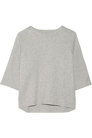 Donna Karan New York Cotton-blend top