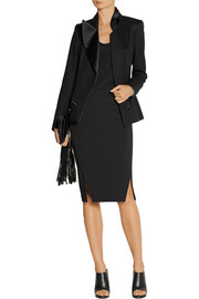 Donna Karan Modern Icons stretch-jersey skirt