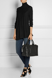 See by Chloé Bluebell textured-leather tote