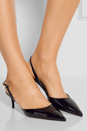 Jimmy Choo Tide patent-leather pumps