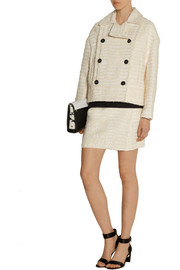 Proenza Schouler Cotton-blend bouclé-tweed jacket