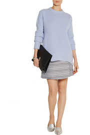 Proenza Schouler Oversized cotton and cashmere-blend sweater