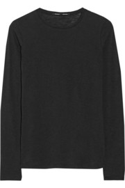 Proenza Schouler Slub cotton top