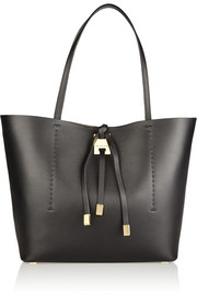Michael Kors Miranda large leather tote