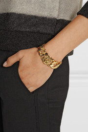 Marc by Marc Jacobs Katie gold-tone chain bracelet