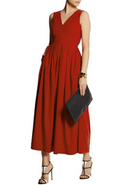 Preen by Thornton Bregazzi Carine stretch-crepe dress