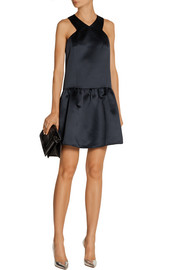 Tibi Satin mini dress